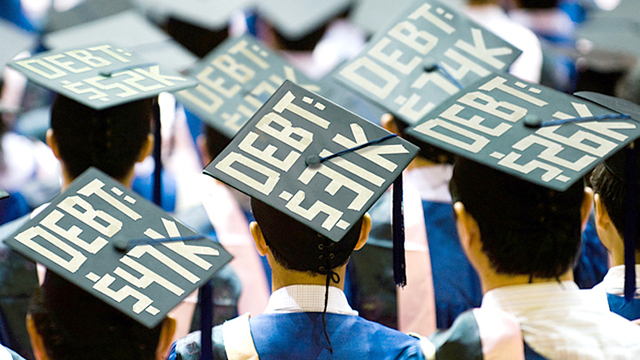 Student Has More Than $100k in Debt!