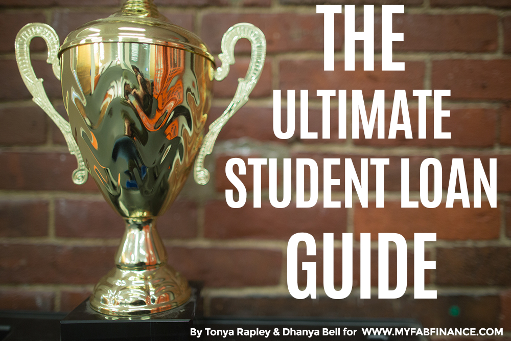 THE ULTIMATE STUDENT LOAN GUIDE IS HERE