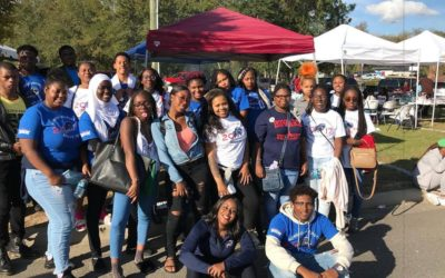 Recap: The College Gurl Foundation Fall 2017 College Tour