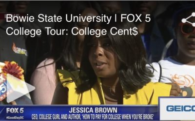 Bowie State University | FOX 5 College Tour: Geico College Cent$